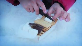 Как вкусно приготовить маршмеллоу на костре