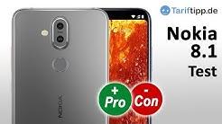 Nokia 8.1   Test deutsch