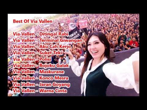 Kumpulan Best Lagu Dangdut Koplo Via Vallen 2017