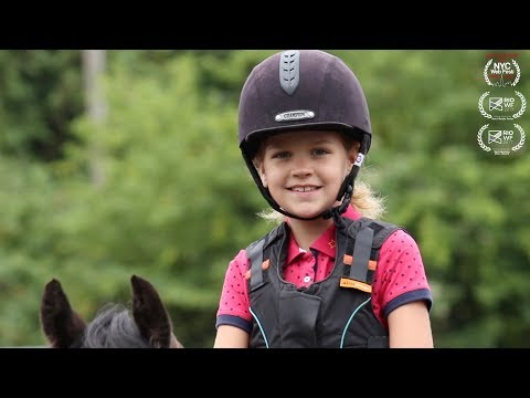 Victoria Is 7 Years Old And Loves Horse Riding - Londoner #243