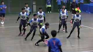 大乱闘中α VS Chinese Taipei ST.Ignatius【ディスクドッヂ】