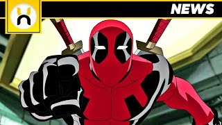 Deadpool Animated Series Cancelled by FX