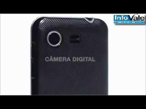 Celular Desbloqueado Samsung E2330 Preto.mp4 infovale portal