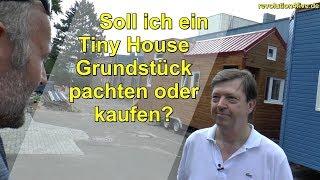 Soll Ich Ein Tiny House Grundstück Pachten Oder Kaufen? - Mein Zweiter Besuch Bei Peter Pedersen