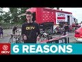 6 Reasons Why Cycling Mechanics Team Trucks Are Cool