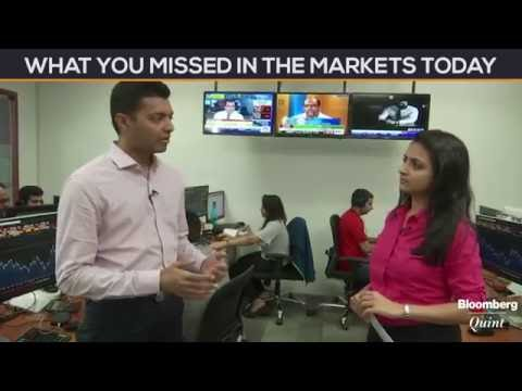 Market Wrap: Sensex, Nifty Extend Losing Streak To Day 3