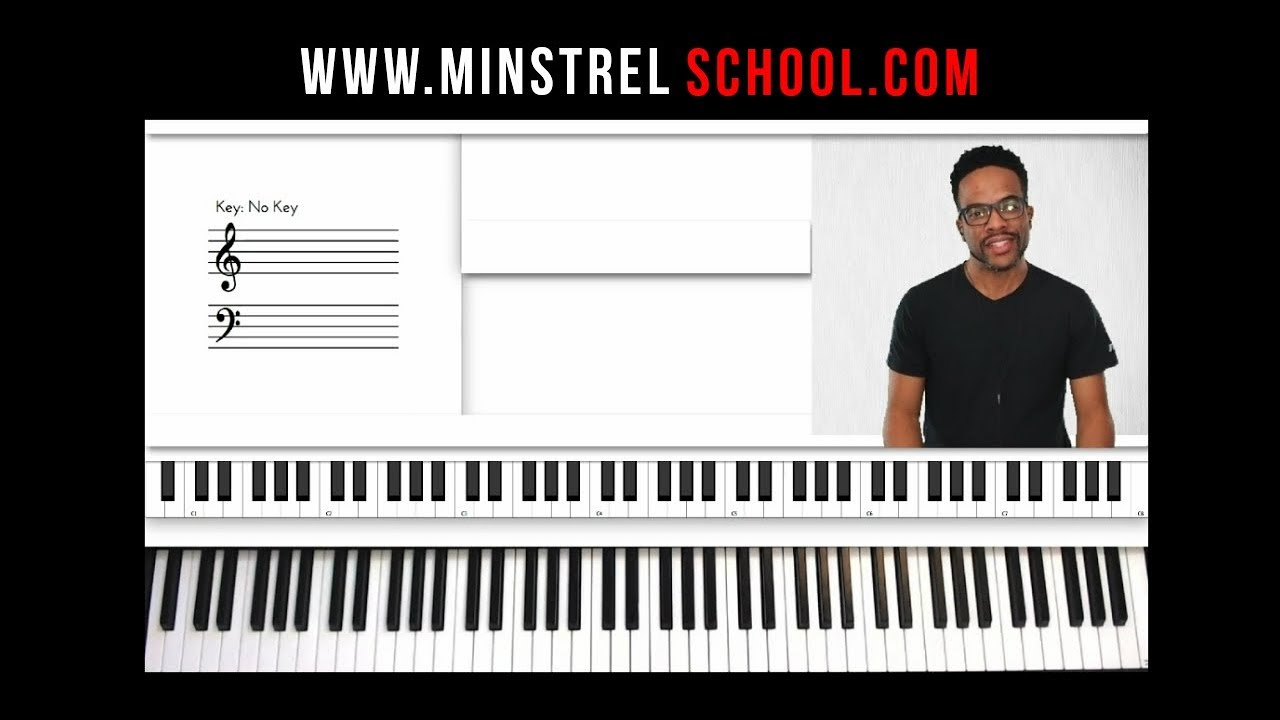 how to play gospel piano pdf