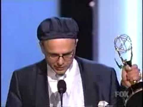 Joe Pantoliano wins 2003 Emmy Award for Supporting Actor in a Drama Series