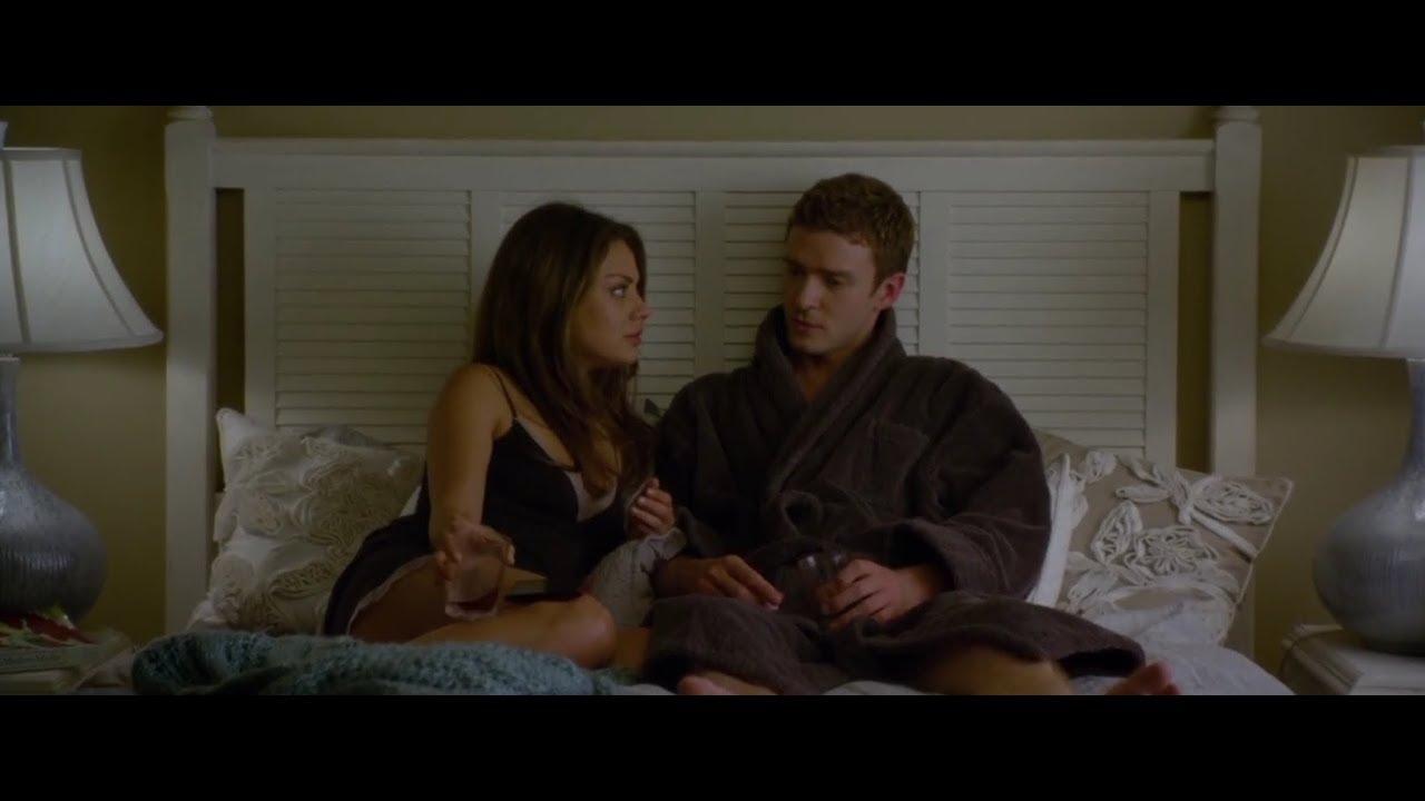 Нежный Секс С Милой Кунис – Секс По Дружбе (2011)