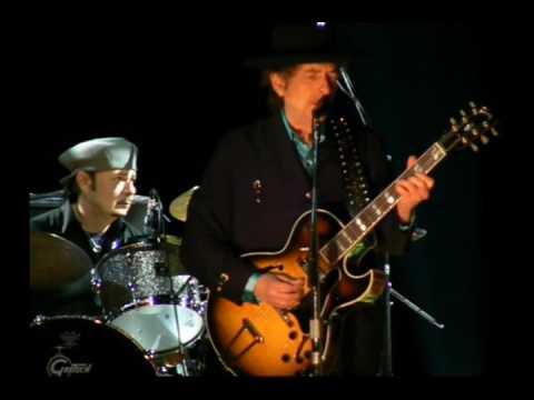 BOB DYLAN Live In Sweden 2009