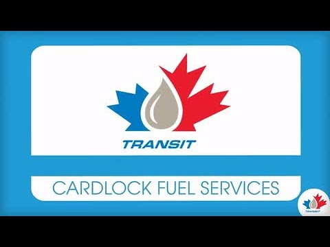 Transit Petroleum - Cardlock Fuel Services