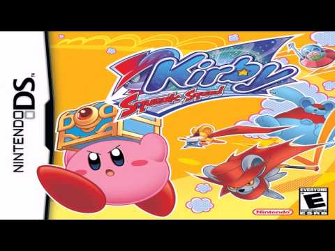 Kirby Squeak Squad - Dark Nebula Battle Music EXTENDED
