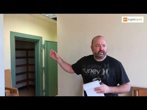 New Office, Weiss Ratings, Korbit-Russian Crypto, GBTC Split, WEBSITE LAUNCH