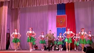 Танцевальный коллектив ДМШ - Смуглянка(https://ryazgsk.ru/video Фестиваль народного творчества.
