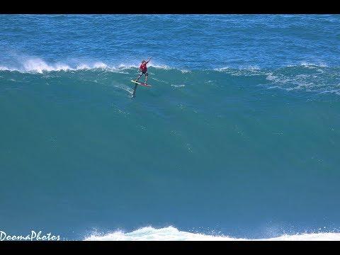 Foil surfing 101: What is it? How hard is it? Is it safe?