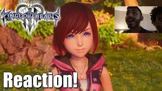 Kingdom Hearts 3 - Pirates of the Caribbean E3 2018 Vol. 3 Trailer Reaction!