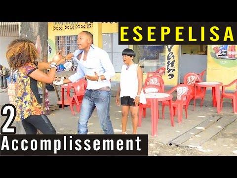 ESEPELISA - Groupe Feux de l'amour - Doutshe Kapanga - Accomplissement 2 Theatre Congolais