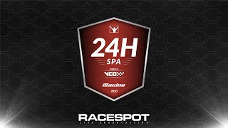 24 Hours of Spa - Powered by VCO | Hours 12-18