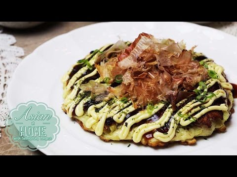 Okonomiyaki Recipe (�好�焼�)