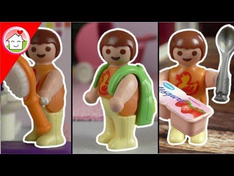 Playmobil Film deutsch - Ein Tag mit Anna - Geschichte für Kinder von Familie Hauser