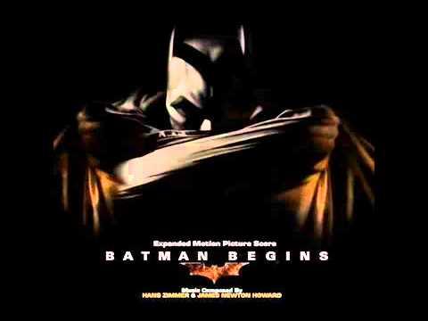 Soundtrack: Batman begins full score extended edition ...