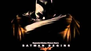 Soundtrack: Batman begins full score extended edition - Hans Zimmer