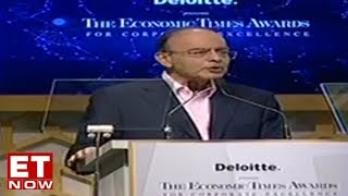 FM Arun Jaitley speaks on need to maintain liquidity at the ET Awards 2018