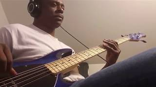 Gladys Knight & the Pips - Daddy Could Swear, I Declare (Bass Cover)