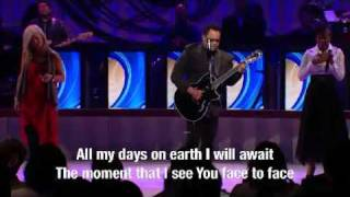 Lakewood Church Worship - Israel Houghton - Your Presence is Heaven to Me 7.3.11