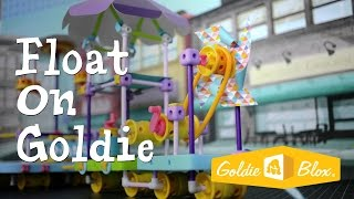 Repeat youtube video How to Build Float On Goldie