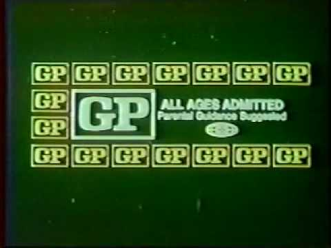"Vintage Drive-In MPAA ""Symbols"" Ratings Reel"