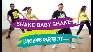 Shake Baby Shake by Seed | Live Love Party | Zumba | Dance Fitness