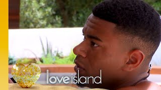 Adam Tells Wes to Crack on With Ellie | Love Island 2018