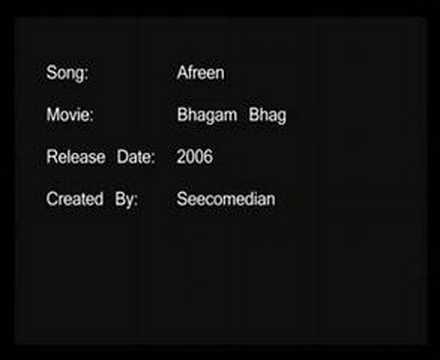 Afreen - Bhagam Bhag
