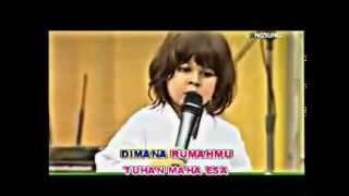 Baim Cilik Ratapan Ku Lyrics YouTube_2