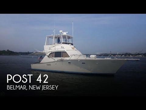 [UNAVAILABLE] Used 1981 Post 42 in Belmar, New Jersey