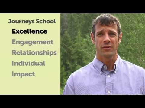 Nate McClennen, Head of School, Journeys School of Teton Science Schools