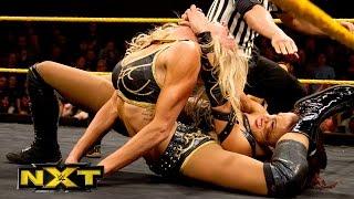 Charlotte vs. Sasha Banks – NXT Women's Championship Match: WWE NXT, Dec. 25, 2014