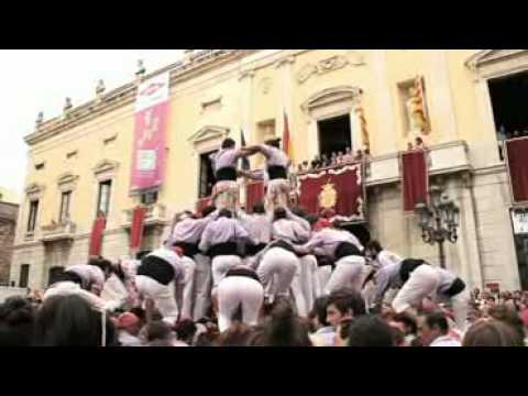 SOM CASTELLS - Human Towers in Catalonia