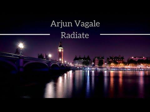 Arjun Vagale, Juliet Fox -  Radiate (Odd Recordings)