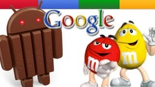 Android KitKat and M&Ms: Google's dark little secrets