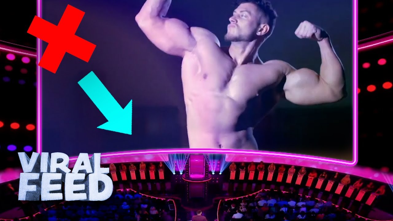 Download 29 Girls Turn OFF Their Lights For Body Builder James ... AWKWARD !! | VIRAL FEED