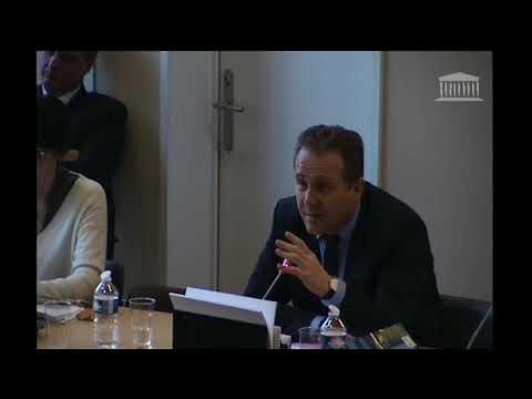 Olivier Gaillard, auditions sur le projet de loi de programmation militaire (27 février 2018)
