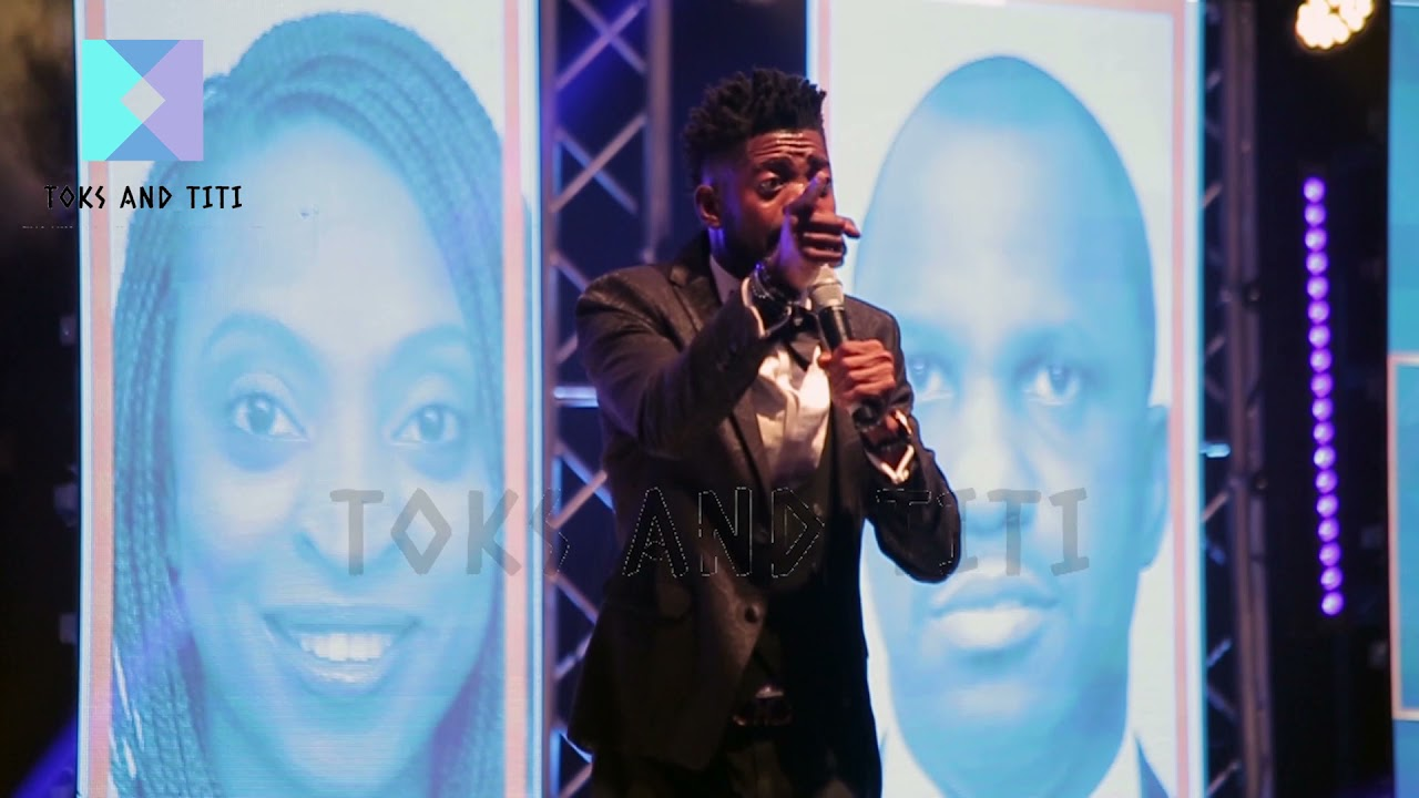 Download BASKETMOUTH IS NIGERIA'S NUMBER 1 COMEDIAN.  HE IS SO GOOD! | PERFORMANCE AT ECOBANK DINNER