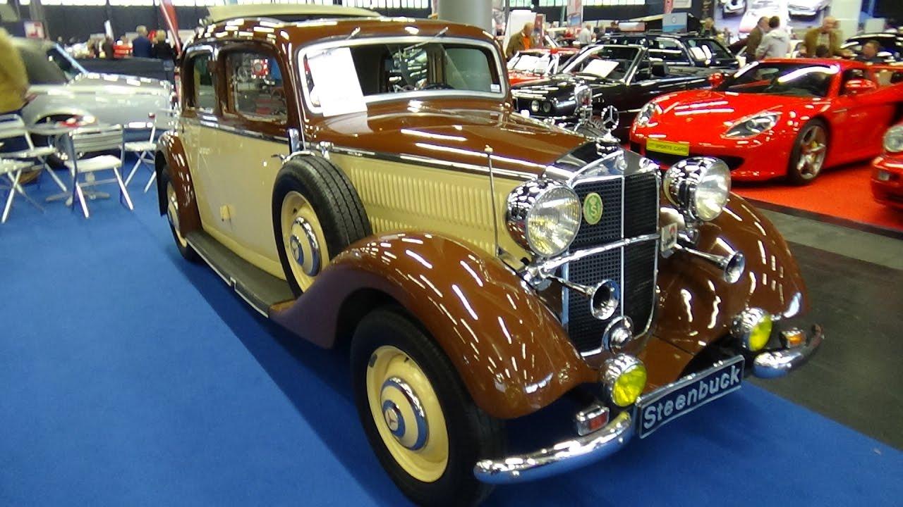 1937 Mercedes Benz 230 Limousine