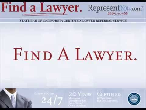 Find a Lawyer - State Bar of California Certified Lawyer Referral Service