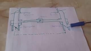 Как установить и настроить инерционный надув на Днепр или Урал.