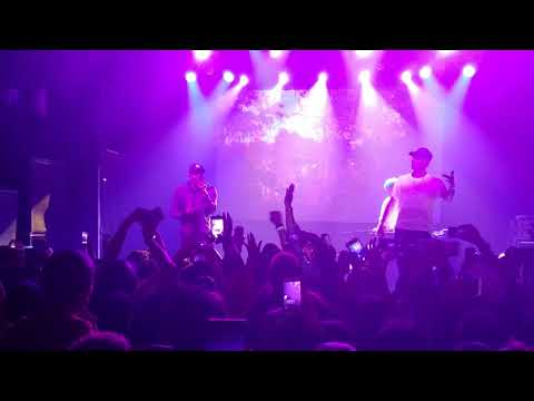 "Majid Jordan - ""My Imagination (feat. dvsn)"" Live @ Irving Plaza, NYC 10.22.2017"