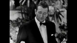 Gary Cooper winning Best Actor for