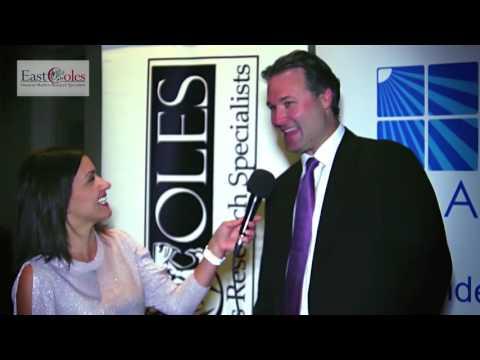 Cameron Williamson wins Best Financials CFO - 2016 East Coles Corporate Performance Awards